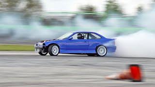 Dyno & Drifting the New 1JZ E36!