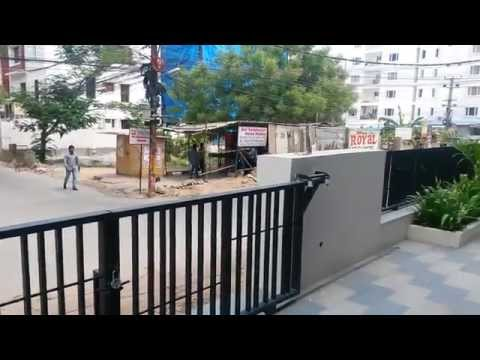 GROUND FLOOR FOR SALE OR LEASE AT HITECH CITY, HYDERABAD, INDIA