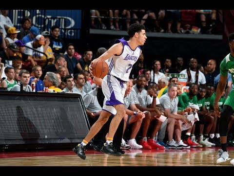 Every Lonzo Ball Assist From His First Two MGM Resorts NBA Summer League Games