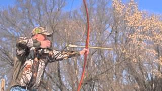 Rudder Bows Archery Handmade Hickory Longbow