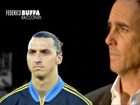 """BUFFA RACCONTA """"ZLATAN IBRAHIMOVIC"""""""