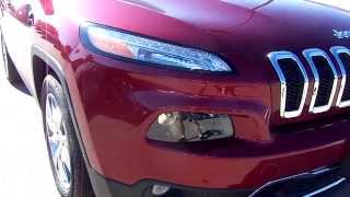 2014 Jeep Cherokee Limited V6 Start Up, Exterior/ Interior Review