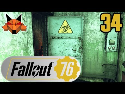 Let's Play Fallout 76 Part 34 - Poseidon Energy Plant WV-06