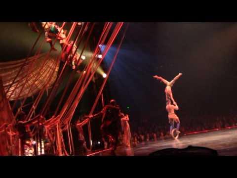 Cirque Du Soleil VOLTA. Gatineau Août/August 06,2017