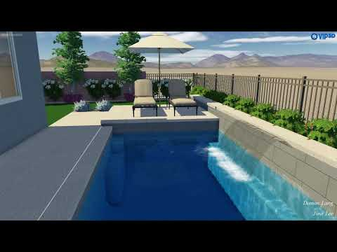 Vip48D 48D Swimming Pool Design Software Amazing 3D Swimming Pool Design Software
