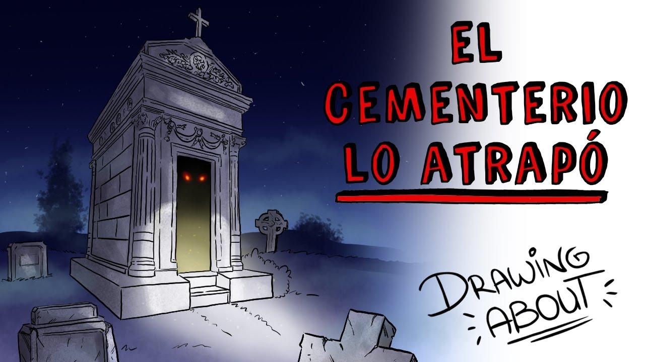 NUNCA PUDO SALIR DEL CEMENTERIO... | Draw My Life