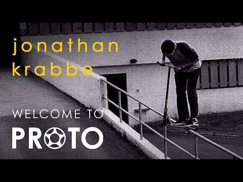 Jonathan Krabbe | Welcome to PROTO