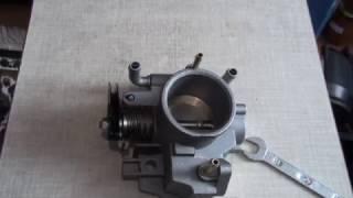 Устраняем люфт оси дроссельной заслонки ВАЗ 2110-12