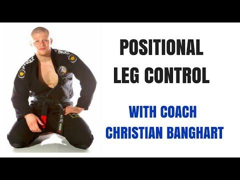 Positional Leg Control System - Part I
