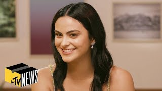 Camila Mendes on What 'Riverdale' Holds for Veronica & Growing as a Performer | MTV News