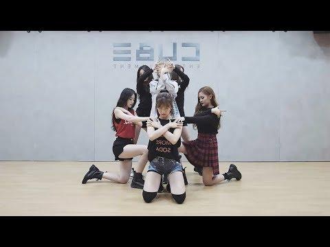 開始線上練舞:LATATA(鏡像版)-(G)I-DLE | 最新上架MV舞蹈影片