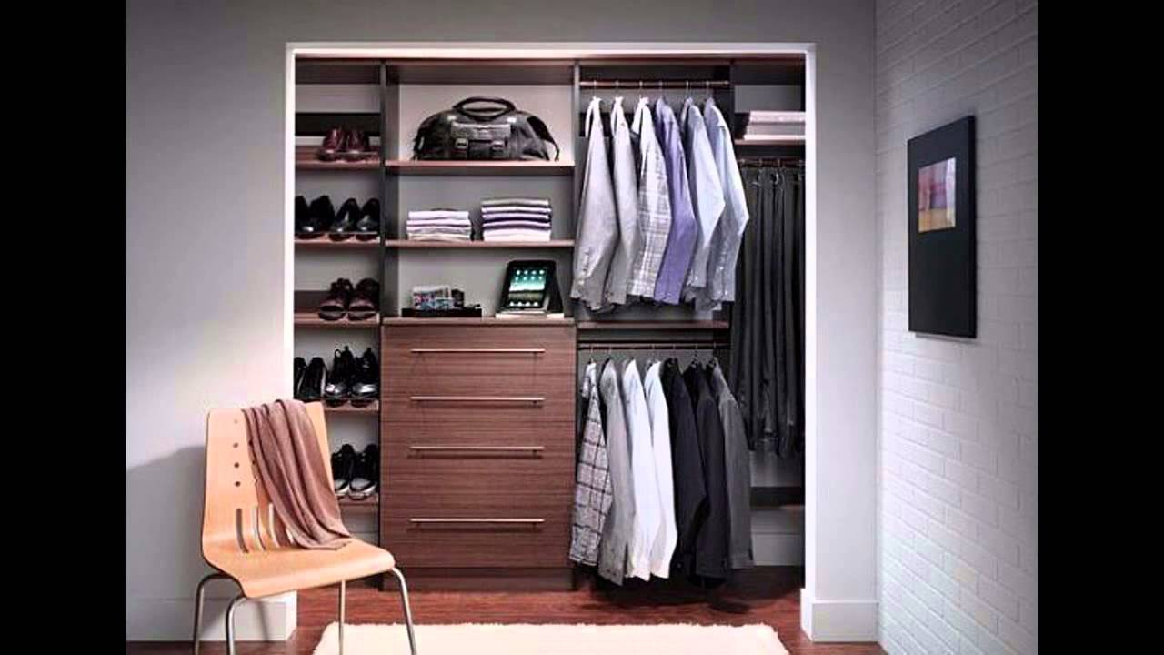 Creative small bedroom closet ideas youtube