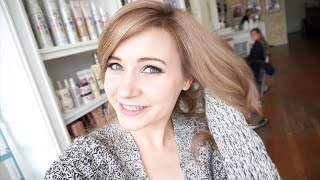 [Vlog] New Hair Colour + My Hometown Tour!
