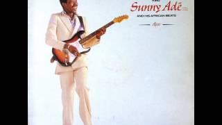 King Sunny Ade & His African Beats --  Ajo Ni Mo Re [1983]