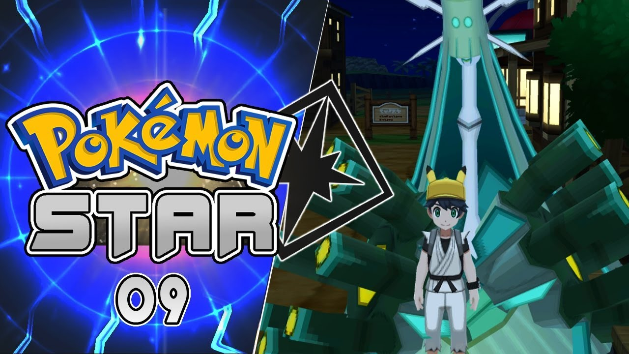 Release/USUM] Pokémon Star - A Fully-featured Pokémon Sun