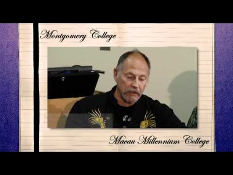 Montgomery College & Macau Millennium College - Partnership of Educational Development
