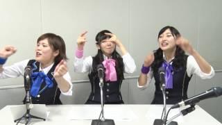 今回はSIR チームAngelの 横屋敷有沙、熊谷知花、葉月、神村風子、平塚...