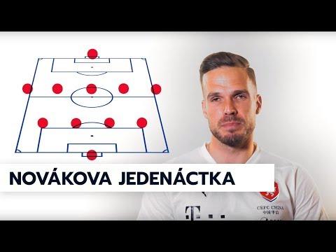 Nejlepší světová jedenáctka Filipa Nováka
