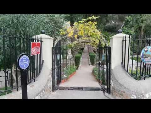 Trafalgar  cemetery Gibraltar