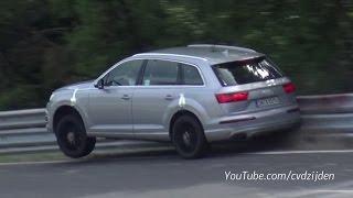 2016 Audi SQ7 CRASH at the Nurburgring thumbnail