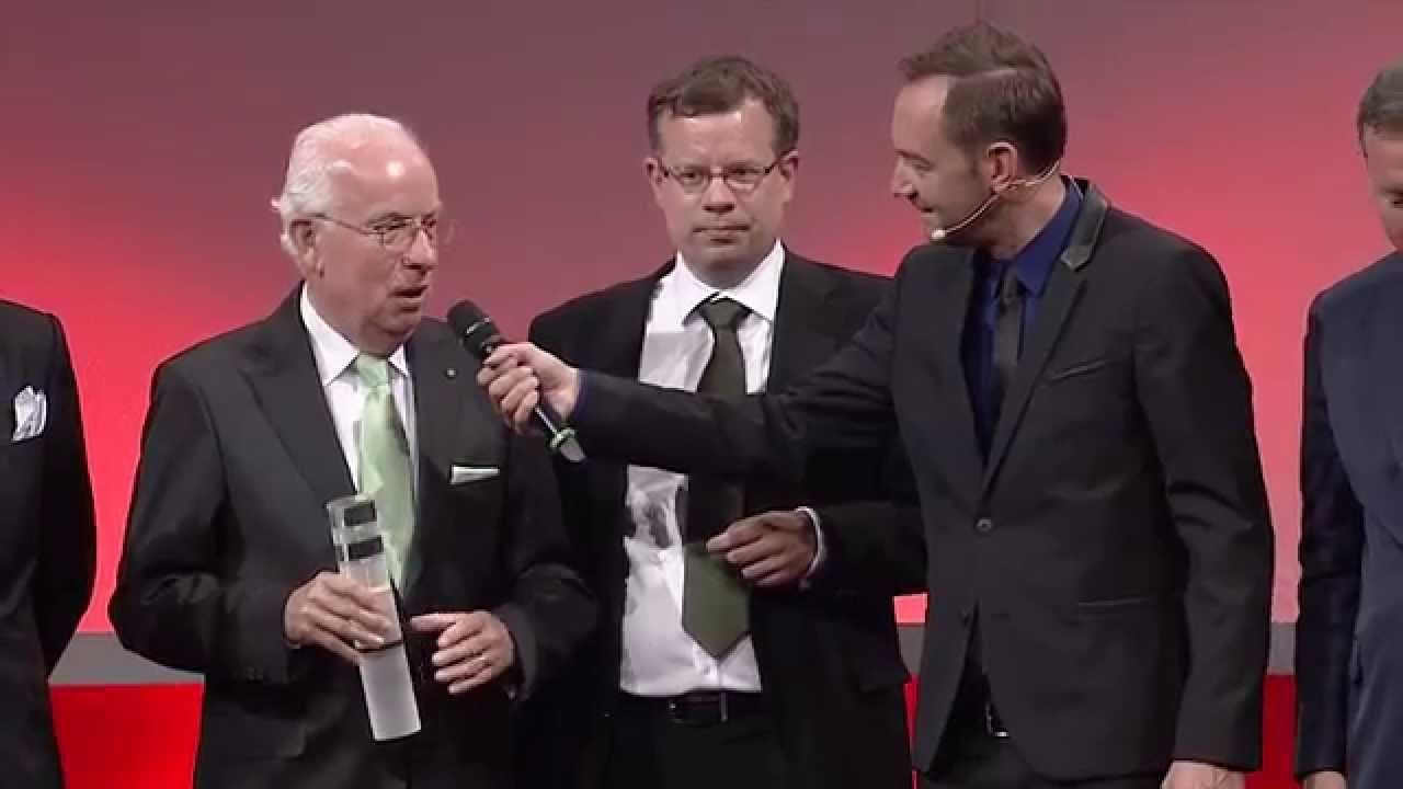 Bayerischer Gründerpreis 2014 Sonderpreis - Waldi Schuhfabrik GmbH