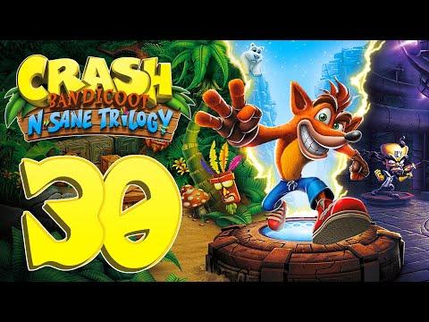 Let's Play Crash Bandicoot N. Sane Trilogy [Crash 3] (Part 30): Tall Tiger!
