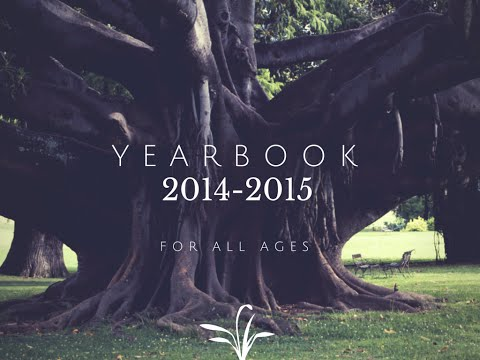 Yearbook 2014-2015