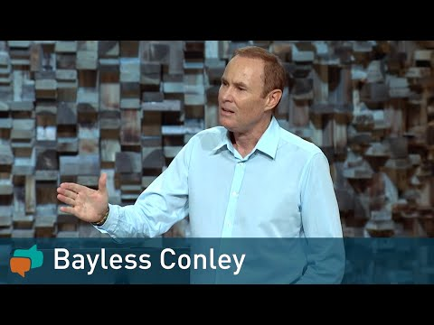 The God of Much More - Part 1 // Bayless Conley