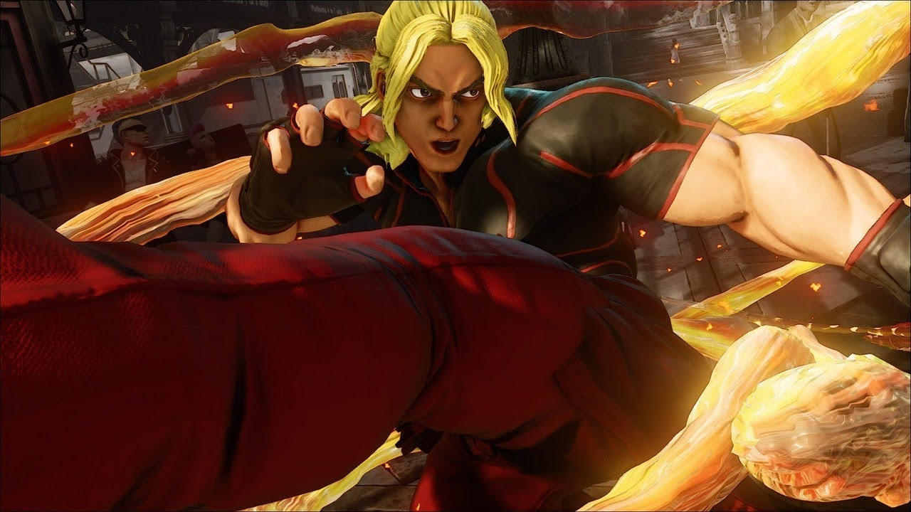 7 Minutes of Street Fighter 5 Arcade Mode Gameplay – PSX 2017