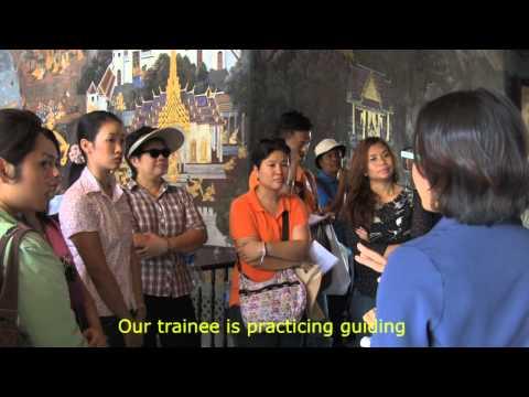 Toursit guide training 1 part I