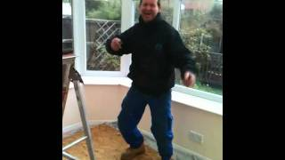 The dancing fitter