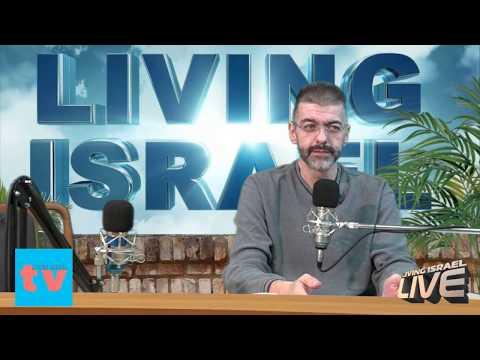 Living Israel Aviel Stankevitch LIVE! Живая трансляция из Монастыря в Хайфе.