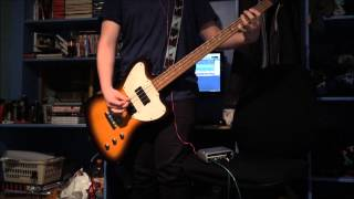 Green Day - Coming Clean Bass Cover