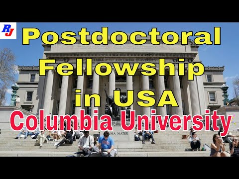 Earth Institute Postdoctoral Research Program | Postdoc In USA | Researchersjob