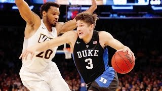 Grayson Allen: Career-High 30 Points vs. VCU