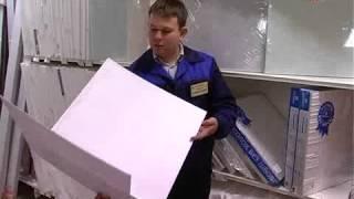 видео Системы подвесных потолков для магазинов