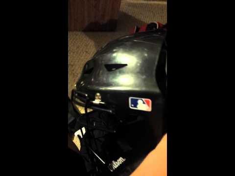Wilson youth catchers gear review