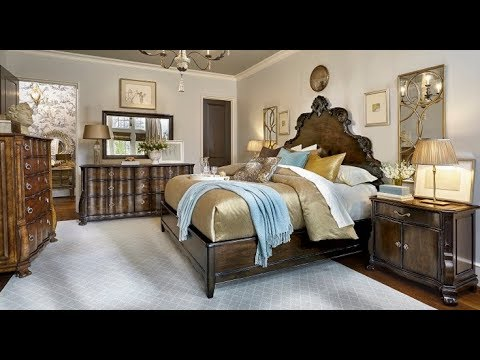 Continental Bedroom Collection By A R T Furniture Youtube