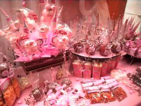 mesa de dulces para baby shower especialidades edmundo youtube