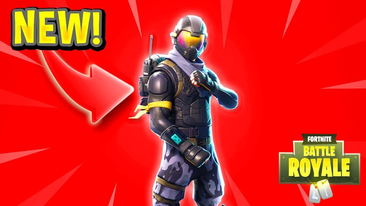 new rogue agent skin in fortnite battle royale best skin ever - fortnite rogue agent skin