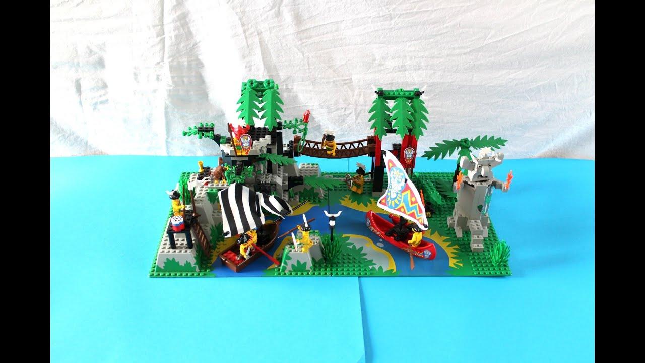 "Lego Set 6278-1 ""Enchanted Island"" Review"