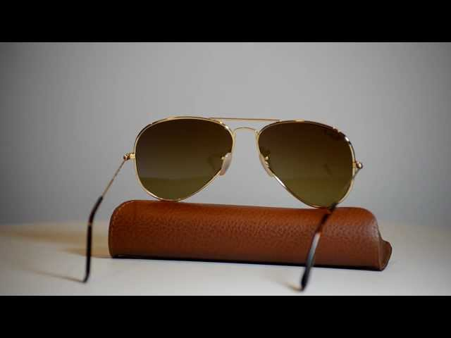 3d97958f6317 New Authentic Ray Ban Titanium Polarized Sunglasses RB 8041 001/M2 RB8041 -  YouTube
