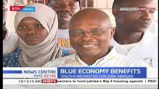 youth-in-mombasa-recruited-to-work-abroad-after-blue-economy