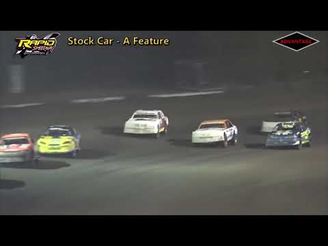 Stock Car Feature - Rapid Speedway - 9/15/18