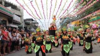 Ati-atihan festival (SNPS senior batch)