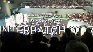 INTERBATCH 2017 (Batch 2020 DLSZ BrafeNHS)