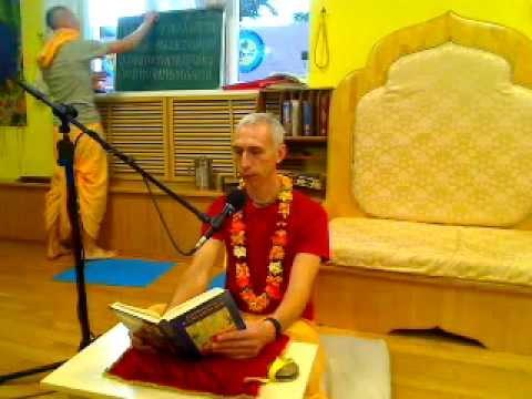Шримад Бхагаватам 3.30.19 - Дамодара Пандит прабху