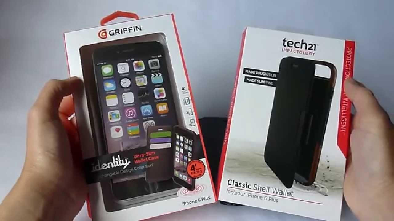 buy popular 42ebf 33e80 Tech21 Shell Wallet vs. Griffin Identity Wallet: Who Wins?