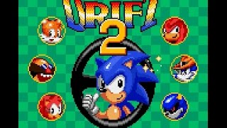 Game Gear Longplay [035] Sonic Drift 2(http://www.longplays.org Played by: Mad-Matt Also known as Sonic Drift Racing in its US release, this is another sonic karting game for the Game Gear., 2013-08-17T10:00:09.000Z)