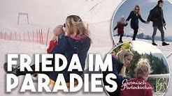SCHNEE ESSEN auf der ZUGSPITZE I Familienurlaub in Garmisch Partenkirchen I Melllis Blog